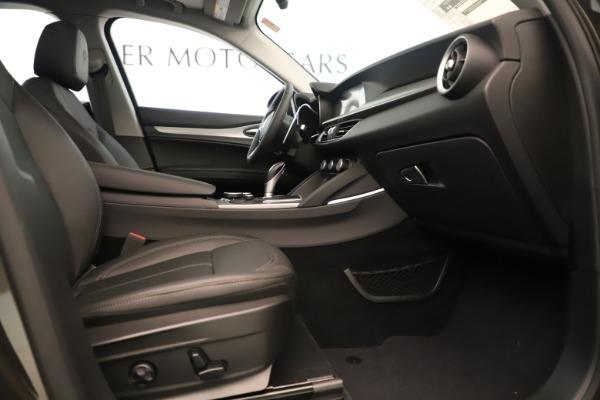 New 2019 Alfa Romeo Stelvio Ti Q4 for sale Sold at Maserati of Greenwich in Greenwich CT 06830 23
