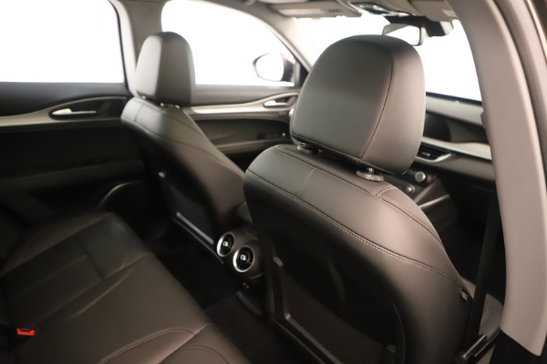 New 2019 Alfa Romeo Stelvio Ti Q4 for sale Sold at Maserati of Greenwich in Greenwich CT 06830 28