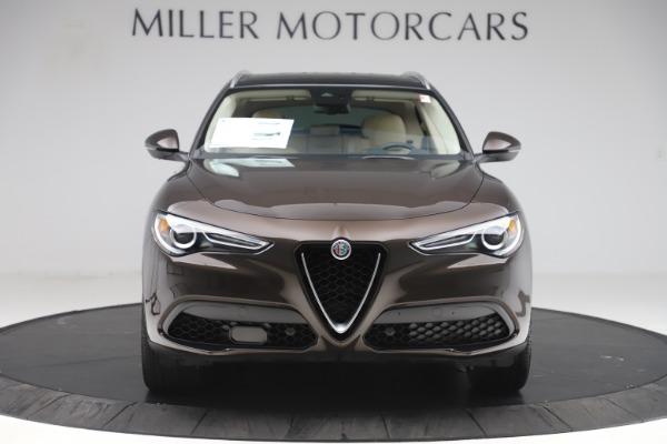 New 2019 Alfa Romeo Stelvio Ti Lusso Q4 for sale $54,790 at Maserati of Greenwich in Greenwich CT 06830 12