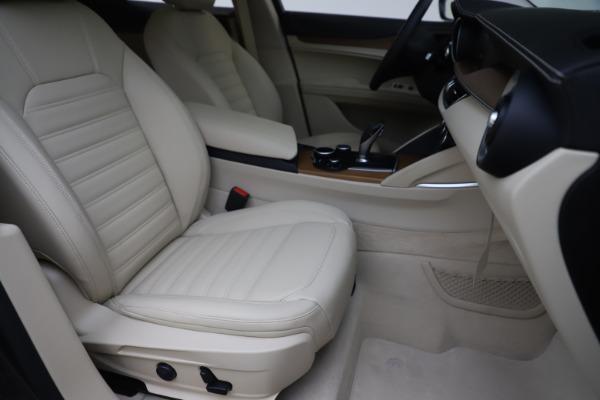 New 2019 Alfa Romeo Stelvio Ti Lusso Q4 for sale $54,790 at Maserati of Greenwich in Greenwich CT 06830 25