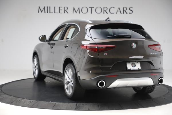 New 2019 Alfa Romeo Stelvio Ti Lusso Q4 for sale $54,790 at Maserati of Greenwich in Greenwich CT 06830 5