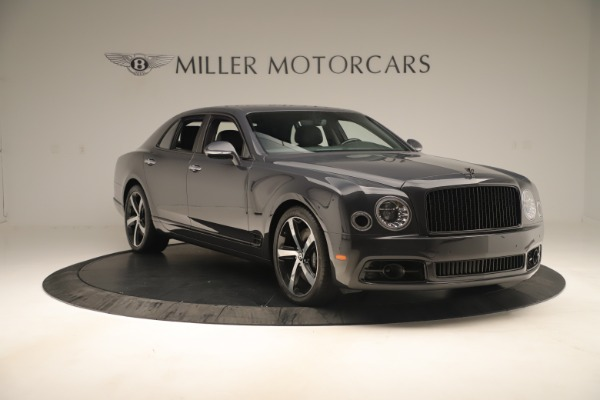 Used 2018 Bentley Mulsanne Speed Design Series for sale Call for price at Maserati of Greenwich in Greenwich CT 06830 11