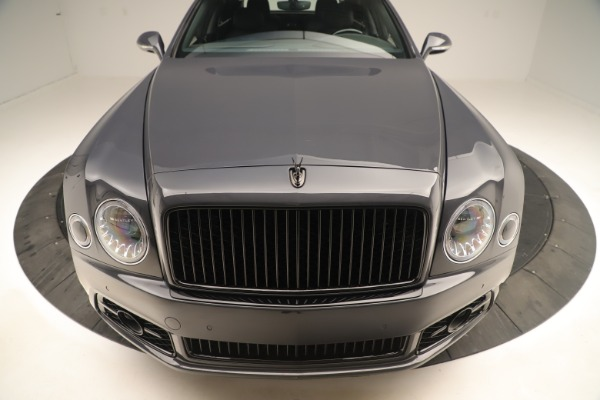 Used 2018 Bentley Mulsanne Speed Design Series for sale Sold at Maserati of Greenwich in Greenwich CT 06830 13