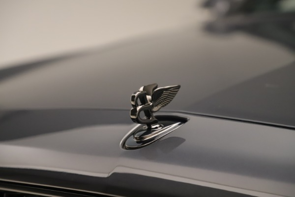 Used 2018 Bentley Mulsanne Speed Design Series for sale Call for price at Maserati of Greenwich in Greenwich CT 06830 14