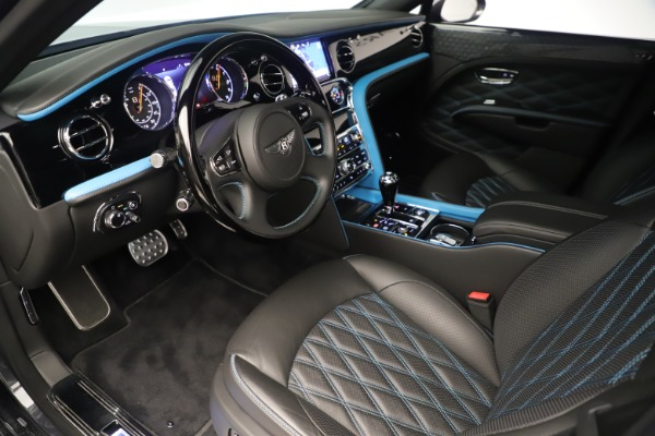 Used 2018 Bentley Mulsanne Speed Design Series for sale Call for price at Maserati of Greenwich in Greenwich CT 06830 18