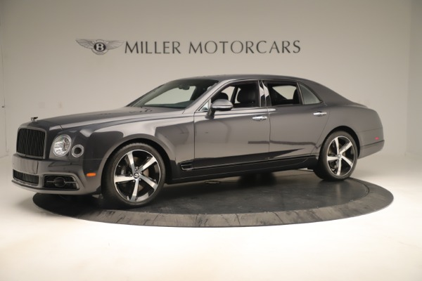 Used 2018 Bentley Mulsanne Speed Design Series for sale Call for price at Maserati of Greenwich in Greenwich CT 06830 2