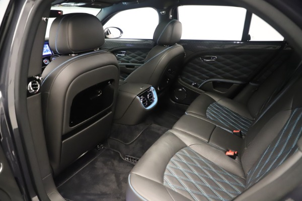 Used 2018 Bentley Mulsanne Speed Design Series for sale Call for price at Maserati of Greenwich in Greenwich CT 06830 22