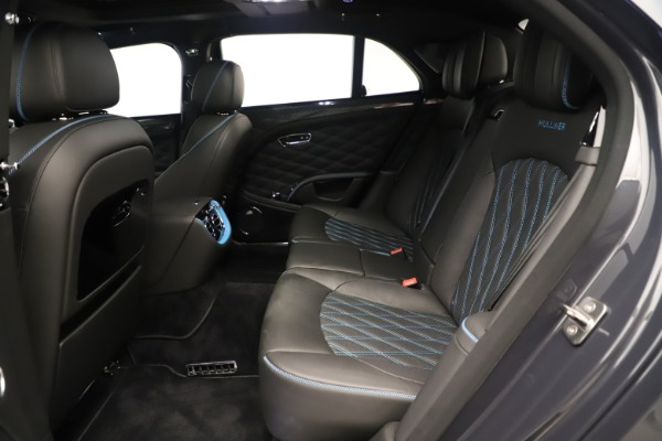 Used 2018 Bentley Mulsanne Speed Design Series for sale Call for price at Maserati of Greenwich in Greenwich CT 06830 23
