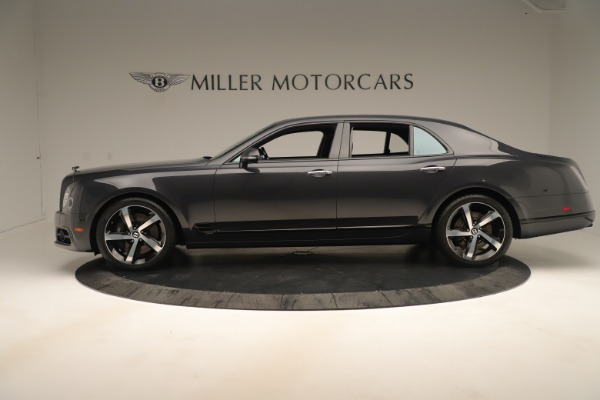 Used 2018 Bentley Mulsanne Speed Design Series for sale Call for price at Maserati of Greenwich in Greenwich CT 06830 3