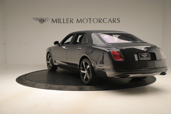 Used 2018 Bentley Mulsanne Speed Design Series for sale Call for price at Maserati of Greenwich in Greenwich CT 06830 5