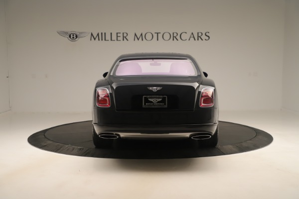 Used 2018 Bentley Mulsanne Speed Design Series for sale Call for price at Maserati of Greenwich in Greenwich CT 06830 6
