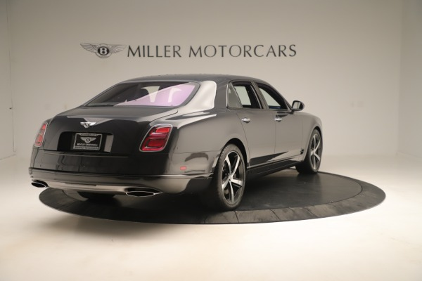 Used 2018 Bentley Mulsanne Speed Design Series for sale Sold at Maserati of Greenwich in Greenwich CT 06830 7