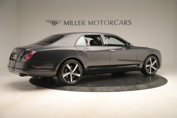 Used 2018 Bentley Mulsanne Speed Design Series for sale Call for price at Maserati of Greenwich in Greenwich CT 06830 8