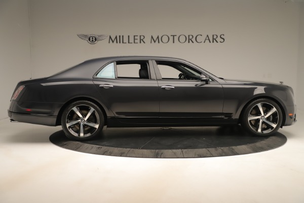 Used 2018 Bentley Mulsanne Speed Design Series for sale Call for price at Maserati of Greenwich in Greenwich CT 06830 9