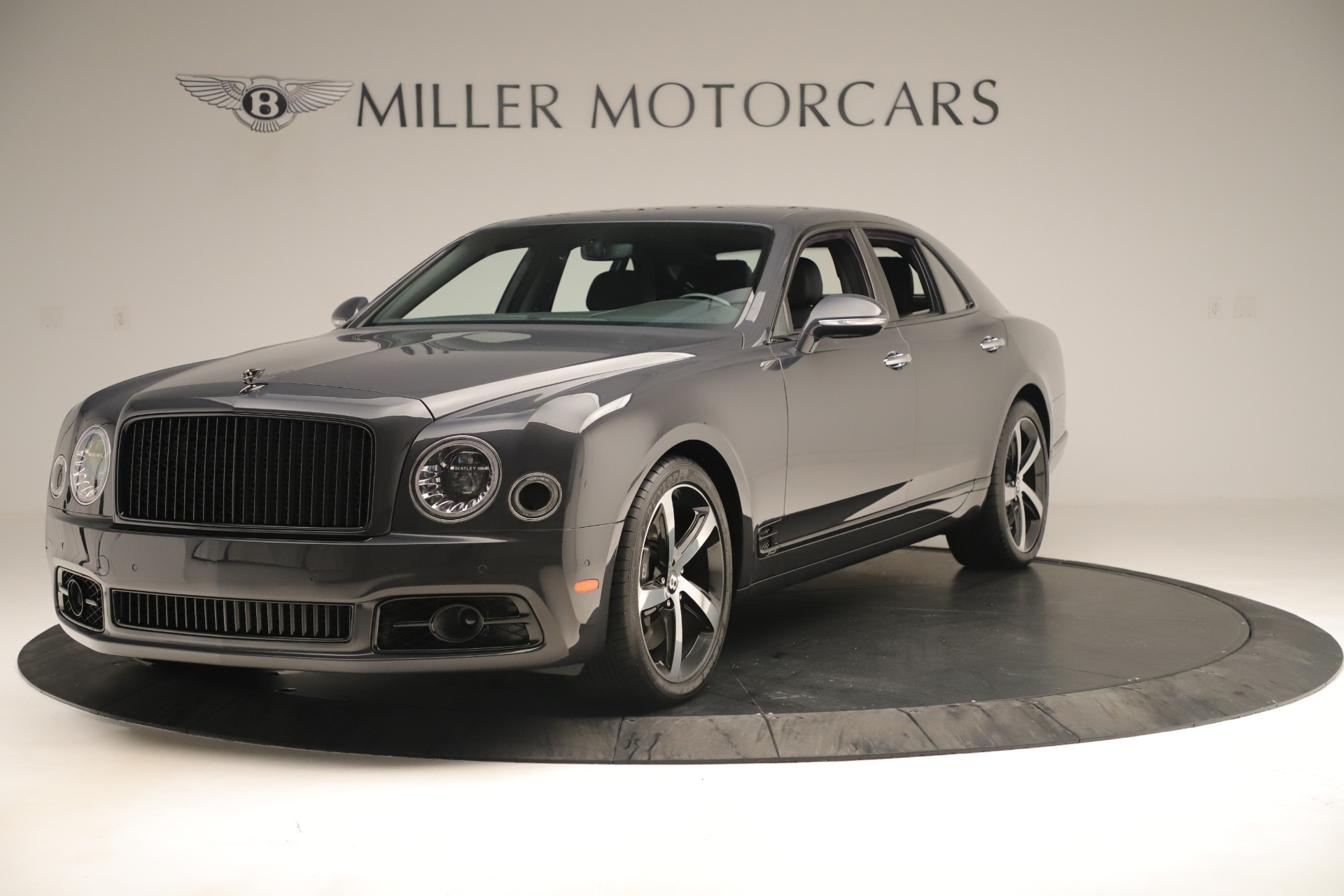 Used 2018 Bentley Mulsanne Speed Design Series for sale Call for price at Maserati of Greenwich in Greenwich CT 06830 1