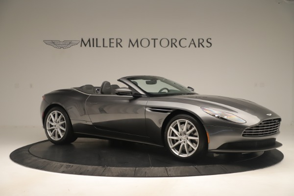 Used 2020 Aston Martin DB11 V8 for sale Sold at Maserati of Greenwich in Greenwich CT 06830 10