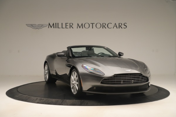 Used 2020 Aston Martin DB11 V8 for sale Sold at Maserati of Greenwich in Greenwich CT 06830 11