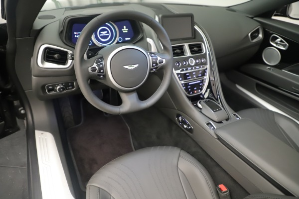 Used 2020 Aston Martin DB11 V8 for sale Sold at Maserati of Greenwich in Greenwich CT 06830 14
