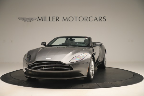 Used 2020 Aston Martin DB11 V8 for sale Sold at Maserati of Greenwich in Greenwich CT 06830 2
