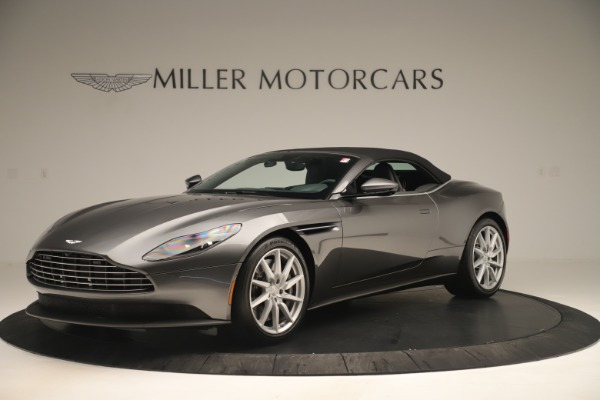 Used 2020 Aston Martin DB11 V8 for sale Sold at Maserati of Greenwich in Greenwich CT 06830 24