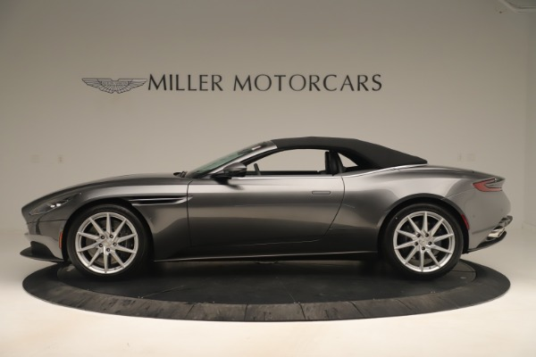 Used 2020 Aston Martin DB11 V8 for sale Sold at Maserati of Greenwich in Greenwich CT 06830 25