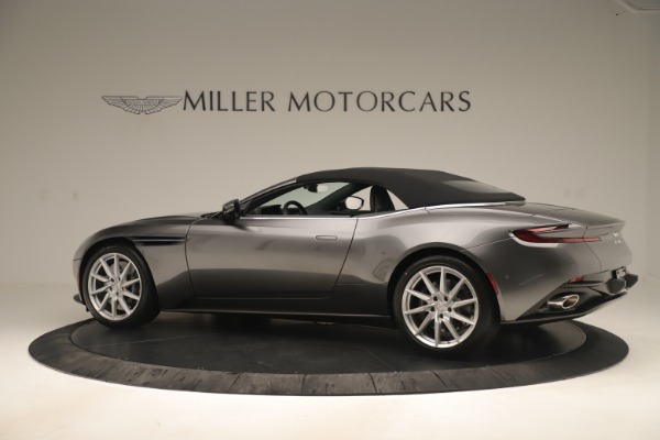 Used 2020 Aston Martin DB11 V8 for sale Sold at Maserati of Greenwich in Greenwich CT 06830 26