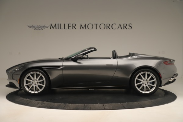 Used 2020 Aston Martin DB11 V8 for sale Sold at Maserati of Greenwich in Greenwich CT 06830 3