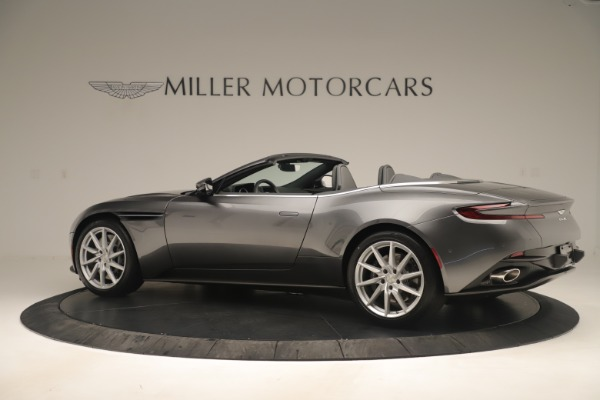 Used 2020 Aston Martin DB11 V8 for sale Sold at Maserati of Greenwich in Greenwich CT 06830 4