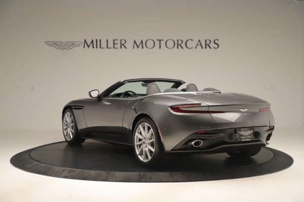 Used 2020 Aston Martin DB11 V8 for sale Sold at Maserati of Greenwich in Greenwich CT 06830 5