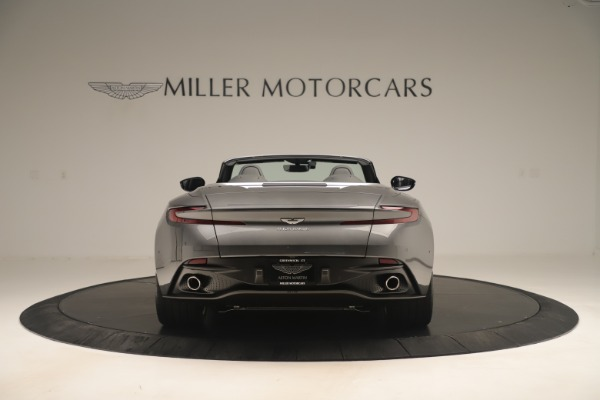 Used 2020 Aston Martin DB11 V8 for sale Sold at Maserati of Greenwich in Greenwich CT 06830 6