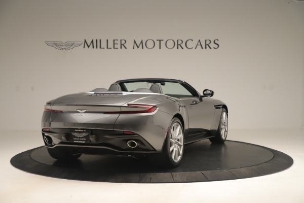 Used 2020 Aston Martin DB11 V8 for sale Sold at Maserati of Greenwich in Greenwich CT 06830 7