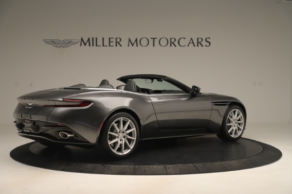Used 2020 Aston Martin DB11 V8 for sale Sold at Maserati of Greenwich in Greenwich CT 06830 8