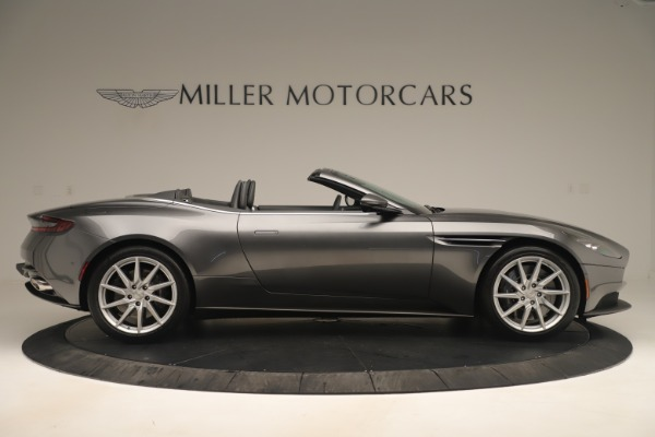 Used 2020 Aston Martin DB11 V8 for sale Sold at Maserati of Greenwich in Greenwich CT 06830 9