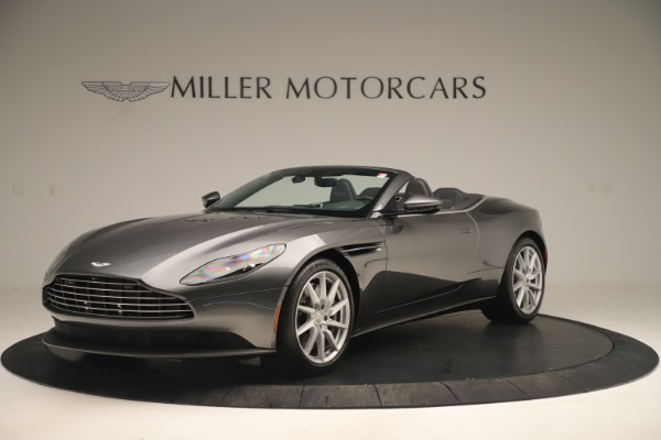 Used 2020 Aston Martin DB11 V8 for sale Sold at Maserati of Greenwich in Greenwich CT 06830 1