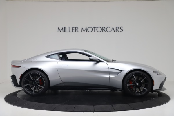 New 2020 Aston Martin Vantage Coupe for sale $207,072 at Maserati of Greenwich in Greenwich CT 06830 10