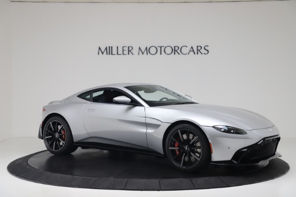 New 2020 Aston Martin Vantage Coupe for sale $207,072 at Maserati of Greenwich in Greenwich CT 06830 11