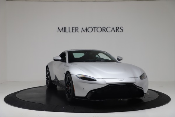 New 2020 Aston Martin Vantage Coupe for sale $207,072 at Maserati of Greenwich in Greenwich CT 06830 12
