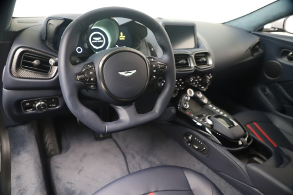 New 2020 Aston Martin Vantage Coupe for sale $207,072 at Maserati of Greenwich in Greenwich CT 06830 13