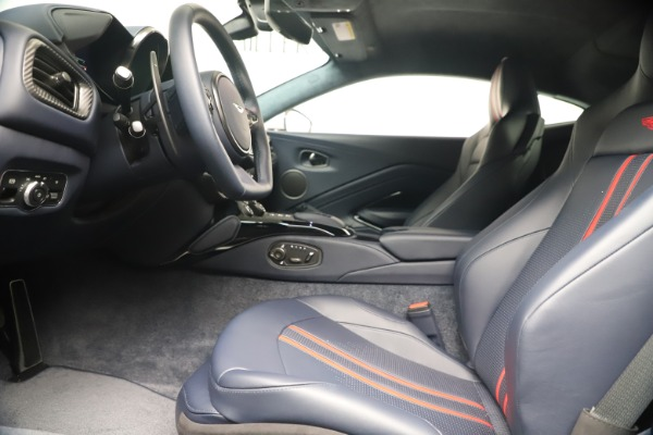 Used 2020 Aston Martin Vantage Coupe for sale Sold at Maserati of Greenwich in Greenwich CT 06830 14
