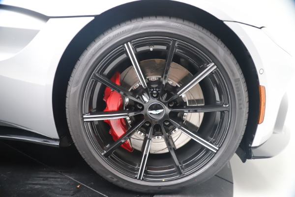 New 2020 Aston Martin Vantage Coupe for sale $207,072 at Maserati of Greenwich in Greenwich CT 06830 20
