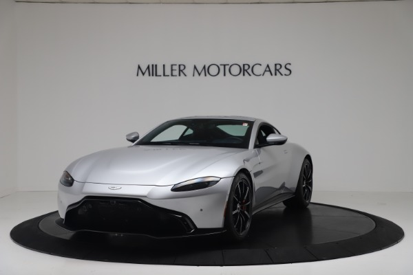 New 2020 Aston Martin Vantage Coupe for sale $207,072 at Maserati of Greenwich in Greenwich CT 06830 3
