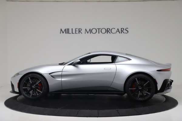 New 2020 Aston Martin Vantage Coupe for sale $207,072 at Maserati of Greenwich in Greenwich CT 06830 4