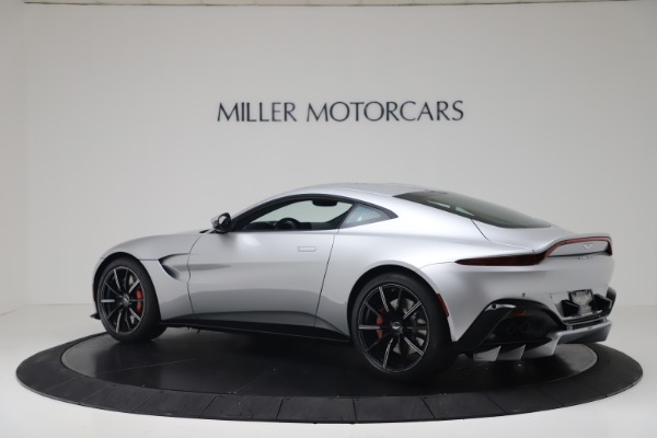 New 2020 Aston Martin Vantage Coupe for sale $207,072 at Maserati of Greenwich in Greenwich CT 06830 5