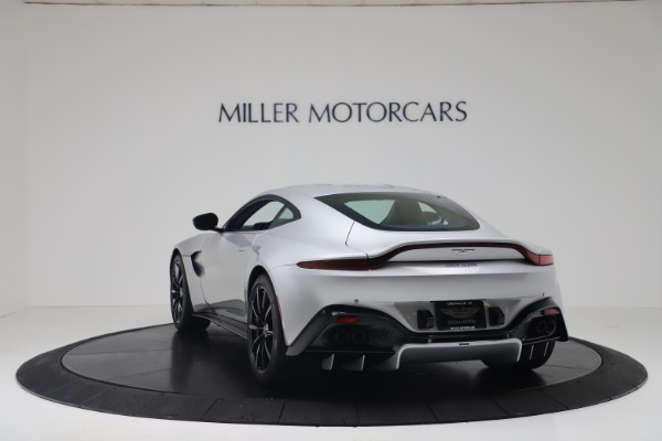 New 2020 Aston Martin Vantage Coupe for sale $207,072 at Maserati of Greenwich in Greenwich CT 06830 6