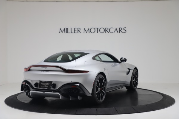 New 2020 Aston Martin Vantage Coupe for sale $207,072 at Maserati of Greenwich in Greenwich CT 06830 8