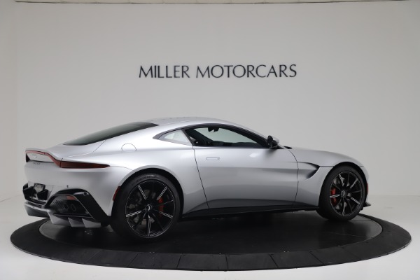 New 2020 Aston Martin Vantage Coupe for sale $207,072 at Maserati of Greenwich in Greenwich CT 06830 9