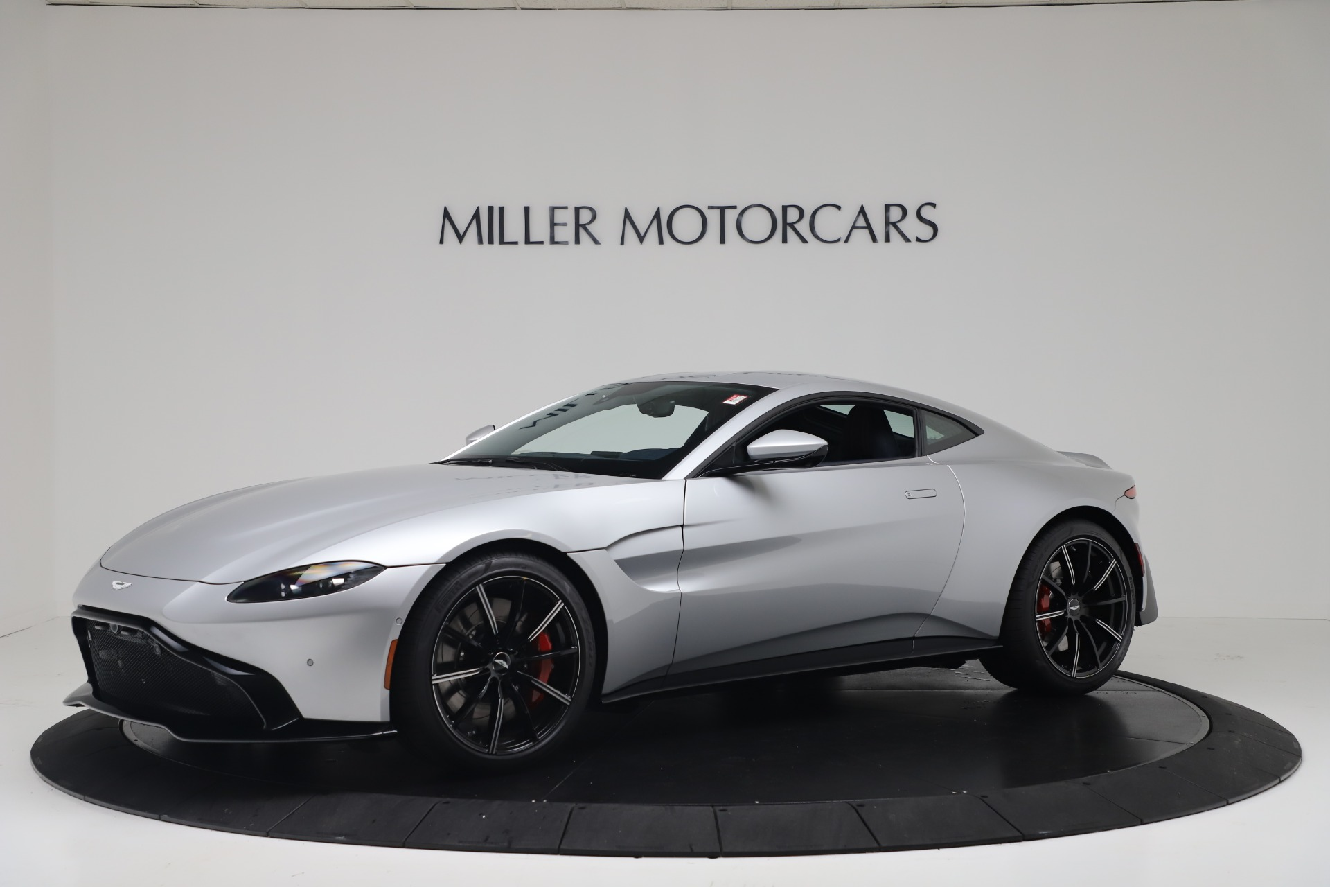 New 2020 Aston Martin Vantage Coupe for sale $207,072 at Maserati of Greenwich in Greenwich CT 06830 1