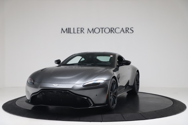 New 2020 Aston Martin Vantage Coupe for sale Sold at Maserati of Greenwich in Greenwich CT 06830 3