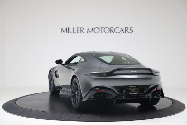 New 2020 Aston Martin Vantage Coupe for sale Sold at Maserati of Greenwich in Greenwich CT 06830 6
