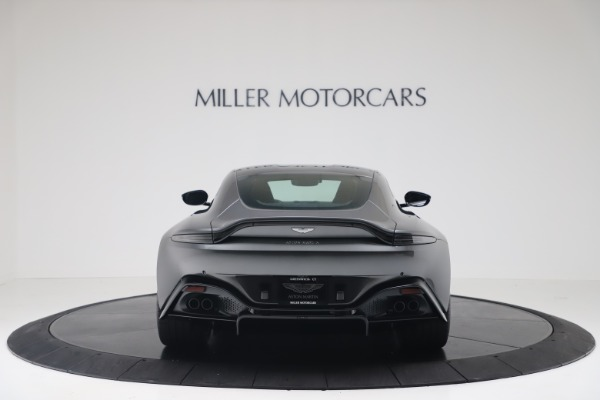 New 2020 Aston Martin Vantage Coupe for sale Sold at Maserati of Greenwich in Greenwich CT 06830 7